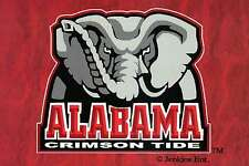 Alabama Crimson Tide, University of Alabama, Football -- College Sports Postcard