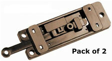 PECO PL-12 XXX Point Motor Surface Mounting Plate Kits x 2 Pack Free 2nd Post