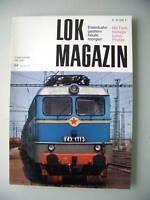 Lok Magazin Eisenbahn gestern heute morgen 84/1977
