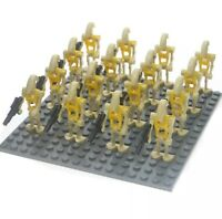 16x Commander Battle Droid Figures (LEGO STAR WARS Compatible)