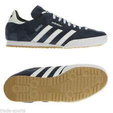 Chaussures décontractées bleus adidas pour homme