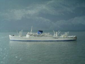 Chandris Liner PATRIS by CM 1:1250 Waterline Ship Model
