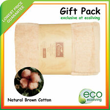 Organic Cotton Baby Towel 3 Pieces Gift Set