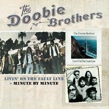 THE DOOBIE BROTHERS ~ Livin On The Fault Line / Minute By Minute NEW SEALED 2CD