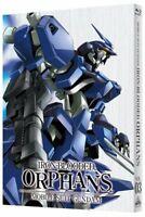 MOBILE SUIT GUNDAM: IRON-BLOODED ORPHANS 3-JAPAN Blu-ray Ltd/Ed JP