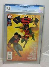 Superman Batman #26 Variant CGC 9.8