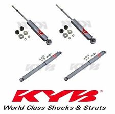 4 Shock Absorber KYB Gas-A-Just 2-Front & 2-Rear for Avanti II Buick Century