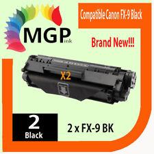 2X Toner Cartridge FX9 FX-9 For Canon L100 L120 L140 MF4340d MF4350d MF4380dn