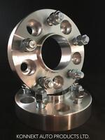 Range Rover Sport L494  5x120 - 30mm Hubcentric Aluminium Wheel Spacers 1 PAIR