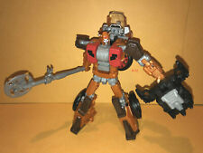 TRANSFORMERS exclusive WRECK-GAR motor cycle JUNKHEAP JUNKION autobot FIGURE toy