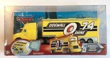 CARS - SIDEWALL SHINE HAULER - CAMION Mattel Disney Pixar
