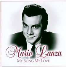 MARIO LANZA ~ * MY SONG MY LOVE * NEW SEALED CD 18 ORIGINALS, BE MY LOVE ETC.