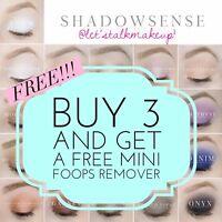 ShadowSense by Senegence ** 1.4 ml Sample Size **