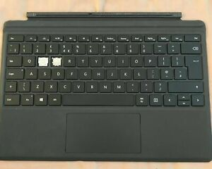 Microsoft Surface Pro 4 Type Cover Replacement Key (Per Key) black  1725 & 1755