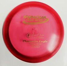 Innova 12X World Champion Ken Climo Champion Eagle - Red w/ Gold Hs - 171 g
