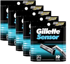 Hoja de afeitar de Gillette Sensor Recargas - 50 Cartuchos