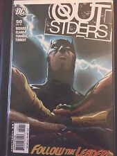 OUTSIDERS 2003-2007 3rd SERIES #50 Final Issue Comics #VF+