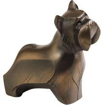 Arora West Highland White Terrier Bronze Figurine | Westie Lover Ornament Gift