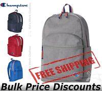Champion 21L Backpack School Bag Books CS1002, 12 x 18 x 6