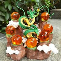 Dragon Ball Z Shenron Dragonball Z Figures FULL Set