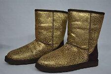 ugg australia metallic brown boots for women ebay rh ebay com