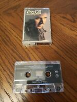 VINCE GILL--POCKET FULL OF GOLD 1991 Cassette Tested Plays Well