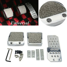 Vehicle Foot Pedals Pad Clutch Brake Non-Slip Manual Transmission Footrest Cover