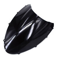 Black Windshield Windscreen Screen Protector For Ducati 848 1098 1198 R/S New