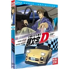 INITIAL D - THIRD STAGE + FOURTH STAGE + EXTRA STAGE 1 - 3 BLU-RAY