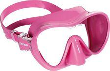 Cressi ZDN284000 - F1 Frameless Mask - Pink