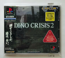 DINO CRISIS 2 [ Capcom SLPM-86627 ] PSX Sony Playstation