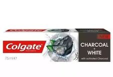 Colgate Toothpaste Naturals Charcoal White With Activated Charcoal 75ml