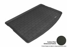 For 2013-2017 KIA RIO5 Cargo Liner Carbon Pattern Black All Weather Floor Mat