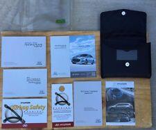 2013 Hyundai Sonata Hybrid Owner's Manual set Hyundai