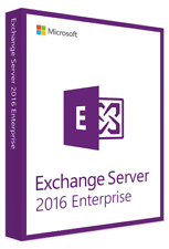 Microsoft Exchange Server 2016 Enterprise Licence Key - Fast Delivery