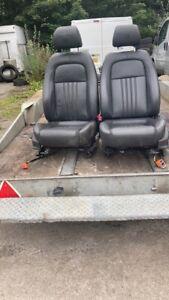 Alfa Romeo 156 Leather Front Seats