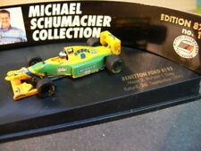 1/87 Minichamps Benetton Ford B193 Michael Schumacher Estoril 1993 510 938705