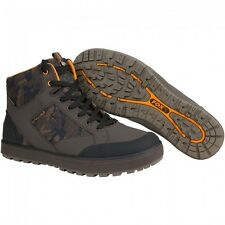 Fox Chunk Camo Mid Top High Boots Waterproof Fishing Shoes SALE *All Sizes*