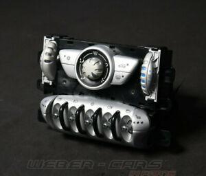 Mini Cooper R55 R56 a/C Control Panel Switch Centre Heated Seats Fog Light