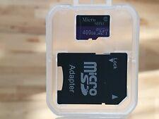 New Micro SDXC 400GB
