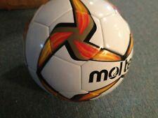 Football Soccer Ball Matchball MOLTEN orange SIZE 4