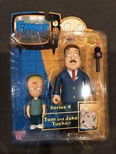 Family Guy Tom and Jake Tucker Series 4 Action Figures Mezco Toyz New Rare Toys