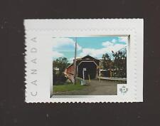 Canada Postage Picture Stamps St-Edgar Bridge at New Richmond MNH