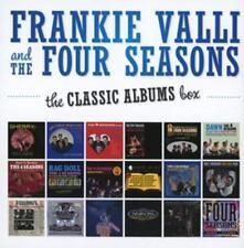 The Classic Albums Box von Frankie & The Four Seasons Valli (2014)