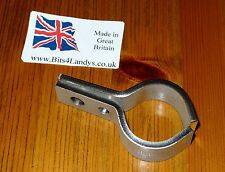 Bracket Exhaust Hanger Clamp 90517567 x2 Stainless for Land Rover Series 2 2a S3