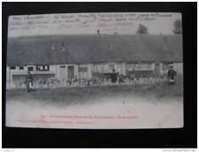 CP Carte postale Villenauxe (Chenil de M. Henri Baillet) Vu de derrière
