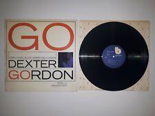 Dexter Gordon – Go! (Blue Note BLP-4112/BST-84112) LP