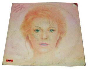 Philippines FRIDA Something's Going On Ex ABBA LP Record