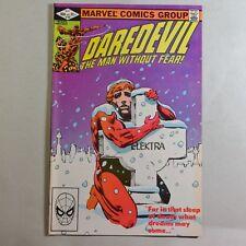 Daredevil #182 Frank Miller (May 1982, Marvel)