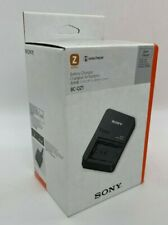 Genuine Sony Bc-Qz1 Quick Battery Charger for Z Series infoLithium - New Other